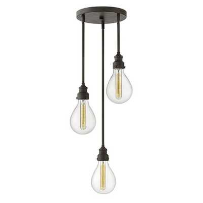 INDUSTRIAL DROPLET CHANDELIER - Shades of Light