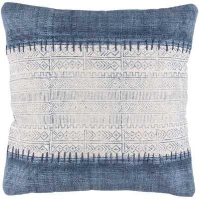 Friedman Cotton Indoor Geometric Square Throw Pillow - Wayfair