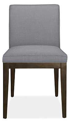 Ansel Side Chair in Hines Fabric - Room & Board