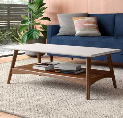 Brackenridge Coffee Table with Storage - AllModern