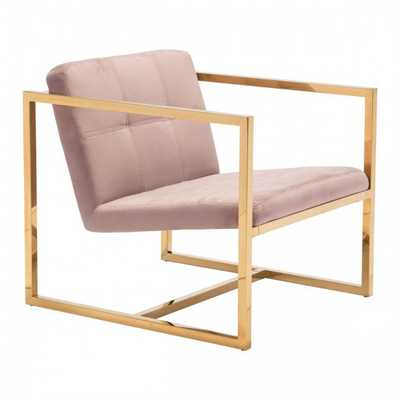 Opal Chair, Pink - Studio Marcette