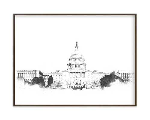 Capitol Building - Minted