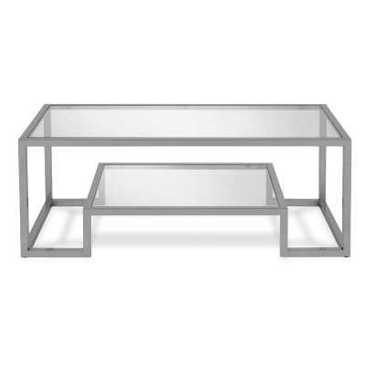 Imel Coffee Table with Tray Top - Wayfair