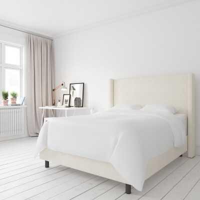 Sanford Upholstered Standard Bed - Wayfair