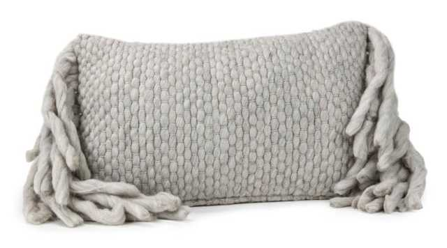 Harper Wool Morgan Pillow - Maren Home