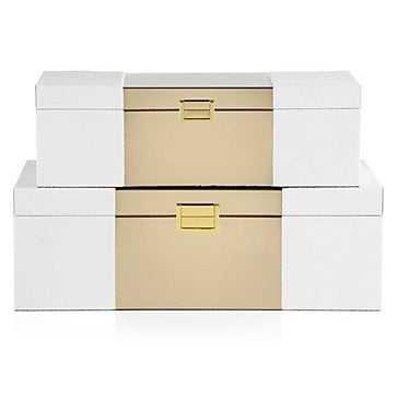 Celeste Box - Set of 2 - Z Gallerie