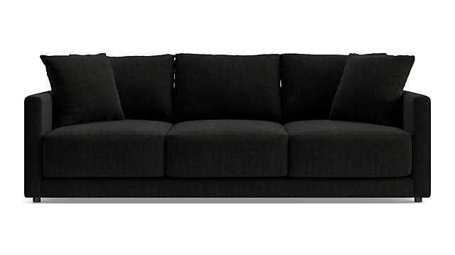 """Gather 98"""" Sofa - Crate and Barrel"""
