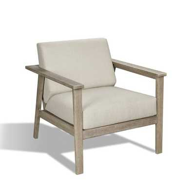 Speer Casual Patio Chair with Cushions - AllModern