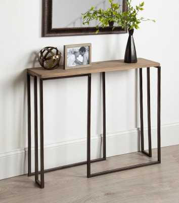 Price Small Slim Console Table - Wayfair