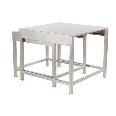 Kropf Contemporary 2 Piece Coffee Table Set - Wayfair