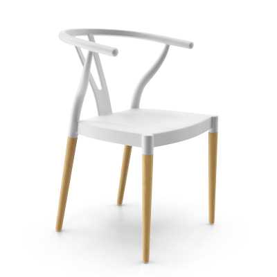 Mustang Dining Chair 0 Set of 2 - AllModern