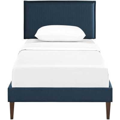 Ayala Upholstered Platform Bed - Wayfair