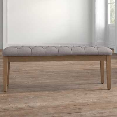 Rae Upholstered Bench - Wayfair