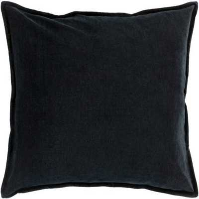 "Cotton Velvet - 20"" with poly insert - Neva Home"