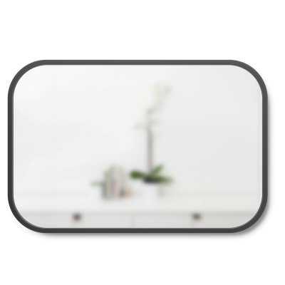Hub Rectangle Modern & Contemporary Accent Mirror - AllModern