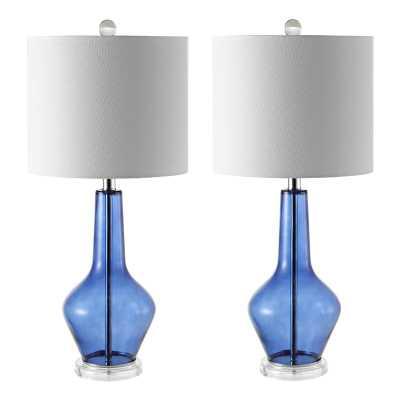 "Chirag 24"" Table Lamp Set (Set of 2) - Wayfair"