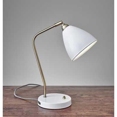 """Adel 16"""" Desk Lamp - AllModern"""