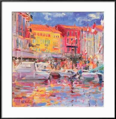 Le Port De St Tropez, 2002 - art.com