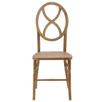 Reyna Solid Wood Dining Chair - Wayfair