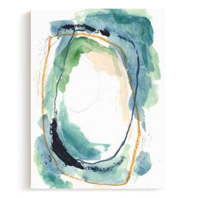 "below art print- 18 x 24"" canvas - Minted"