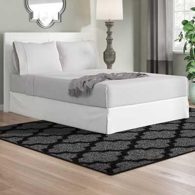 Jacksonville Premium Ultra Soft Pinstriped Bed Sheet Set - AllModern