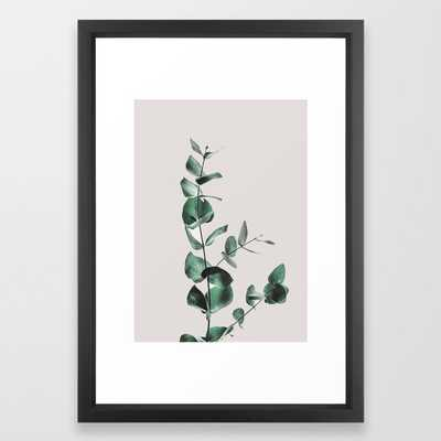 Eucalyptus Framed Art Print - Society6