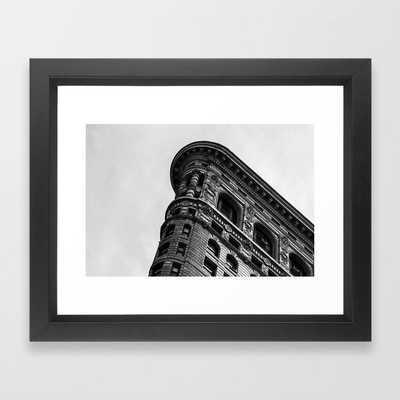 Flatiron Building Manhattan New York City 2019 Framed Art Print - Society6