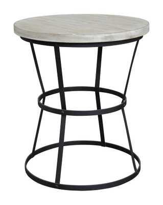 IAN SIDE TABLE, TALL - McGee & Co.