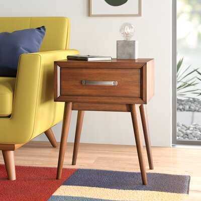Morris Mid-Century Modern End Table - AllModern