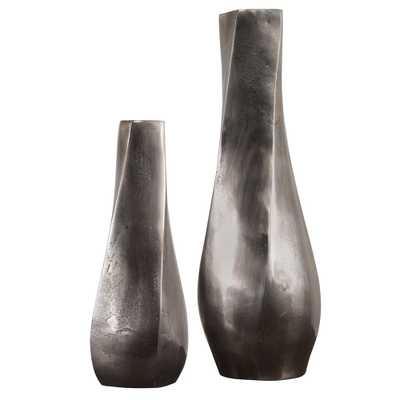 Noa Vases, S/2 - Hudsonhill Foundry