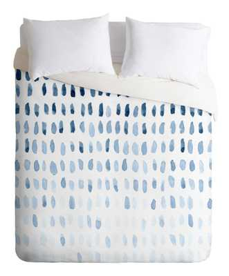 PROOF OF LIFE Duvet Cover Duvet Cover Queen size - Wander Print Co.