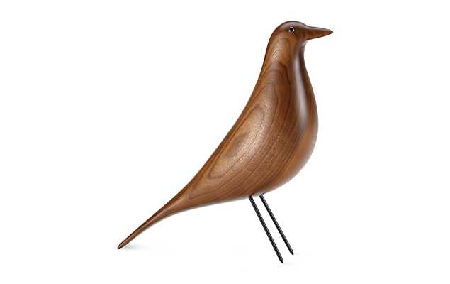 Eames House Bird - walnut - Design Within Reach