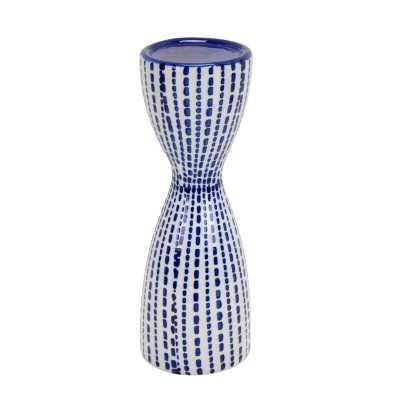 Traditional Pillar Ceramic Candlestick - Wayfair