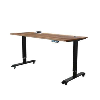 Hertz Height Adjustable Desk - Wayfair