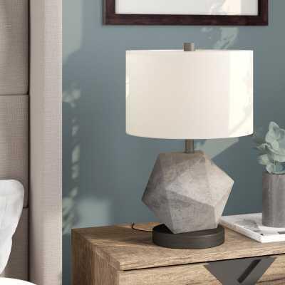 "Kinchen 19.5"" Table Lamp - Wayfair"