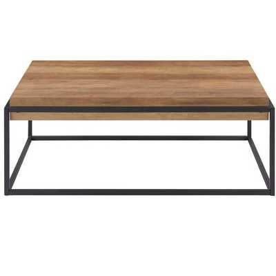 Roesler Farmhouse Coffee Table - Wayfair