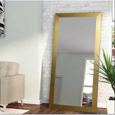 Industrial Full Length Mirror - AllModern
