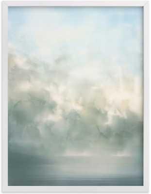 Daydream, 18 X 24,  White Wood Frame - Minted