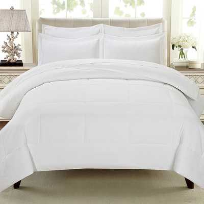 All-Season Down Alternative Comforter Duvet Insert (FULL) - Wayfair