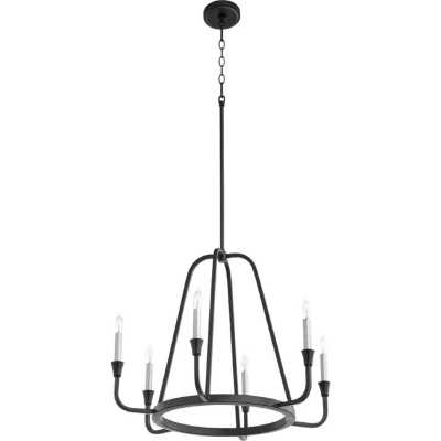 MINIMAL TRANSITION CHANDELIER - SMALL - Shades of Light