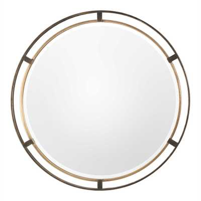 Carrizo Round Mirror - Hudsonhill Foundry