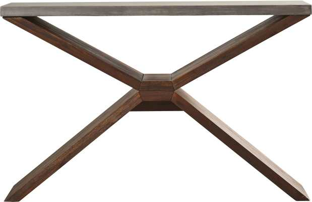 MIXT Vixen Console Table - Wayfair