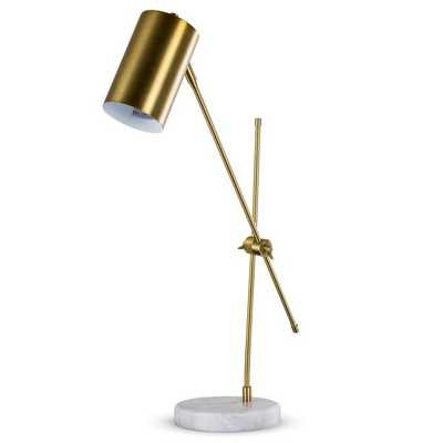 "Aleena 23"" Desk Lamp - Wayfair"