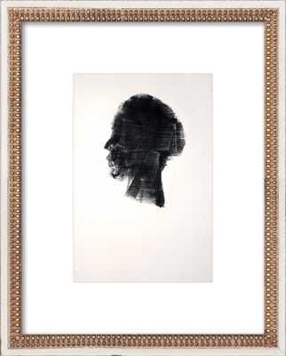 head 259 image 8 x 12, framed 10 x 12 - Artfully Walls
