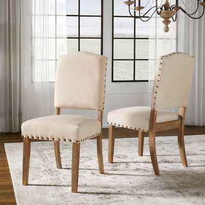 Fairchild Upholstered Dining Chair (Set of 2) - Birch Lane