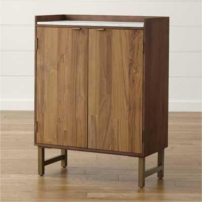 Cantina Bar Cabinet - Crate and Barrel