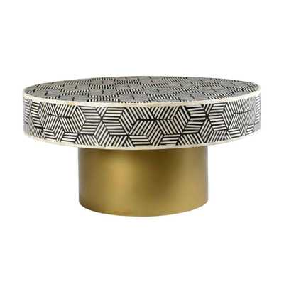 Emilia INLAY COCKTAIL TABLE - Maren Home
