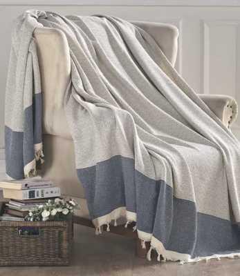 Aldo Turkish Cotton Throw Blanket - Wayfair