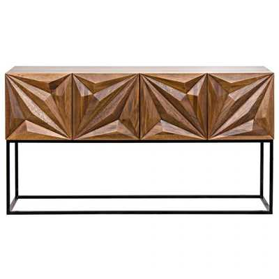 BACHELOR CONSOLE - Curated Kravet