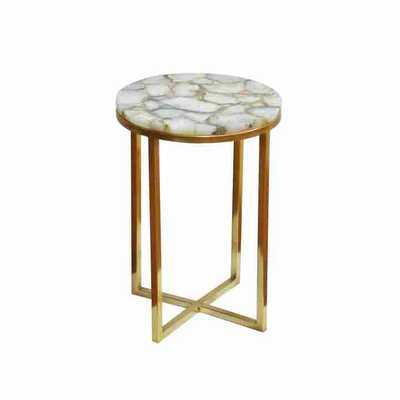 SALIDA SIDE TABLE - Curated Kravet